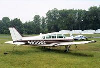 N9306S @ W18 - Beechcraft B24R Sierra 200 at Suburban Airport, Laurel MD