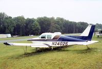 N24025 @ W18 - Beechcraft B19 Sport 150 at Suburban Airport, Laurel MD