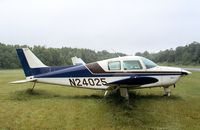N24025 @ W18 - Beechcraft B19 Sport 150 at Suburban Airport, Laurel MD