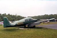 N90RD @ W18 - Navion Rangemaster H at Suburban Airport, Laurel MD