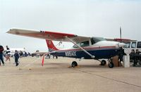 N9514X @ KADW - Cessna 182R Skylane at Andrews AFB during Armed Forces Day 2000