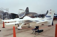 N155EA @ KADW - Eagle Aircraft Eagle 150B at Andrews AFB during Armed Forces Day 2000