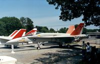 161353 - McDonnell Douglas F/A-18A Hornet at the Patuxent River Naval Air Museum