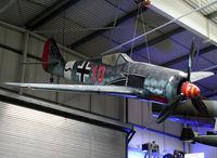 10 - Focke-Wulf Fw.190A-3 replica preserved @ Sinsheim Museum... - by Shunn311