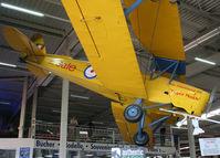 DE623 - Preserved Tiger Moth @ Sinsheim Museum... - by Shunn311
