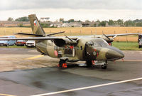 0926 @ EGVA - Turbolet of the Czech Air Force's Szobi Kvartet on the flight-line at the 1993 Intnl Air Tattoo at RAF Fairford. - by Peter Nicholson