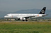 EC-INM @ LEPA - Palma Airport, April 2006 - by Terence Burke