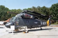161642 - Kaman SH-2G Seasprite at the Patuxent River Naval Air Museum - by Ingo Warnecke