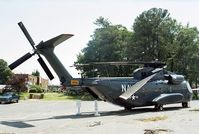 151686 - Sikorsky CH-53A Sea Stallion at the Patuxent River Naval Air Museum