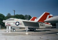 152658 - LTV (Vought) A-7A Corsair II at the Patuxent River Naval Air Museum - by Ingo Warnecke
