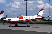 N893CA @ LVS - At Las Vegas Municipal Airport - Las Vegas, NM