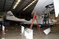 G-PBYA @ EGSU - Winter maintenance - by Robert Roggeman