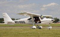 N51986 @ KOSH - EAA Airventure 2010