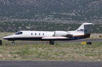 N435MS @ SAF - At Santa Fe Municipal Airport - Santa Fe, NM