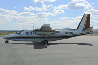N57112 @ SAF - At Santa Fe Municipal Airport - Santa Fe, NM