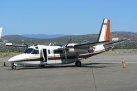 N57112 @ SAF - At Santa Fe Municipal Airport - Santa Fe, NM  Air Attack lead plane