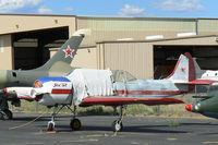 N7854Y @ SAF - At Santa Fe Municipal Airport - Santa Fe, NM