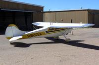 N9100A @ SAF - At Santa Fe Municipal Airport - Santa Fe, NM