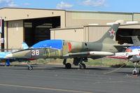 N39VM @ SAF - At Santa Fe Municipal Airport - Santa Fe, NM
