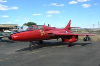 N617NL @ SAF - At Santa Fe Municipal Airport - Santa Fe, NM