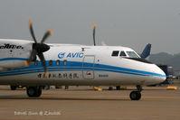 B-971L @ ZGSD - MA600 @ zhuhai Airshow - by Dawei Sun
