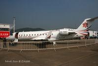 B-7697 @ ZGSD - zhuhai airshow - by Dawei Sun