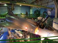 21 @ LFPM - on display at SNECMA muséeum at Villaroche - by juju777