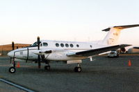 84-0150 @ CID - Was C-12F in this photo taken before upgrade.  ISO 1600 film, early morning, grainy - by Glenn E. Chatfield