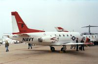 159365 @ KADW - North American Rockwell CT-39G Sabre of the US Navy at Andrews AFB during Armed Forces Day