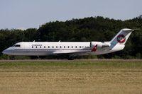 OY-RJD @ ELLX - departure via RW06