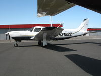 N31222 @ KHWD - 2004 Piper PA-32R-301T parked @ Hayward, CA