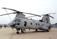 153369 @ KADW - Boeing Vertol CH-46E Sea Knight of the USMC at Andrews AFB during Armed Forces Day - by Ingo Warnecke