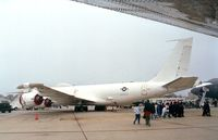164386 @ KADW - Boeing E-6B Mercury of the US Navy at Andrews AFB during Armed Forces Day