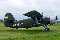 HA-ANP @ EDCW - Antonov An-2P [1G224-09] Wismar~D 21/05/2006