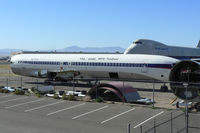 N517DA @ ABQ - Albuquerque International Sunport  FAA Test Subjects