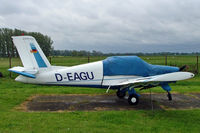 D-EAGU @ EDCW - Socata MS.880B Rallye Club [1611] Wismar~D 21/05/2006 - by Ray Barber