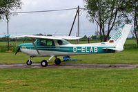 D-ELAB @ EDCW - Cessna 152 [152-80850] Wismar~D 21/05/2006 - by Ray Barber