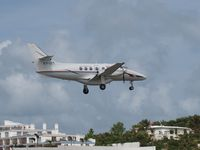 9Y-JET @ TNCM - Landing on Prinses Juliana Airport St Maarten - by Willem Goebel