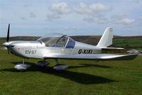 G-XIXI - G-XIXI at Bodmin Airfield, Cornwall - by John Elder