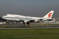 B-2460 @ LOWW - CCA [CA] Air China - by Delta Kilo