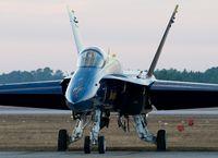 163455 @ KNPA - McDonnell Douglas F/A-18C Hornet  cn/0669/C022 - by Roland Bergmann-Spotterteam Graz
