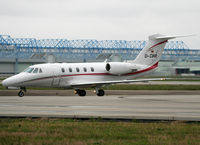 D-CWII @ LFBO - Taxiing to the General Aviation area... - by Shunn311