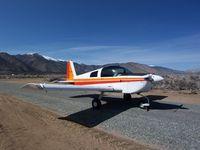 N1421R @ NV33 - AA1B/0521 at NV33 Farias Wheel Airport 20nm SE Minden Nevada. Summer 2010 - by Richard Greenawald