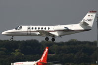 D-CMEI @ LOWW - Lech Air Cessna 560 Citation V