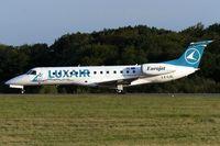 LX-LGL @ ELLX - departure via RW06
