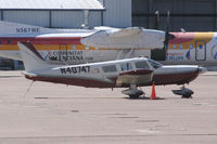 N40747 @ FTW - At Meacham Field - Fort Worth, TX