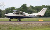 N8133L @ LAL - Cessna T210L