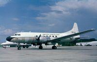 N8149H @ KRBW - Convair C-131F (ex US Navy) at Walterboro Airpark SC