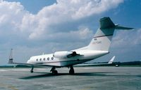 N270MC @ KRBW - Gulfstream G-1159A Gulfstream III at Walterboro Airpark SC