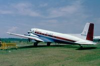 N53315 @ ARW - Douglas DC-3S at Beaufort County airport SC